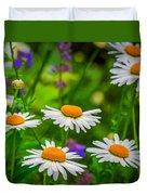 Wild Daisy Duvet Cover