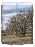 Wild Field Duvet Cover