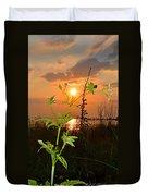 Wild Flower Ia Mlo Duvet Cover