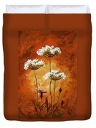 Wild Flowers 041 Duvet Cover