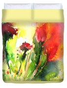 Wild Flowers 09 Duvet Cover