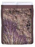 Wild Grasses Blowing In The Breeze  Duvet Cover