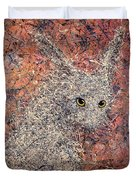 Wild Hare Duvet Cover by James W Johnson