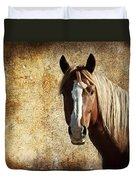 Wild Horse Fade Duvet Cover
