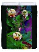 Wild Jasmine Duvet Cover