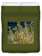 Wild Lavender Duvet Cover