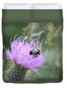 Wild Nectar Duvet Cover