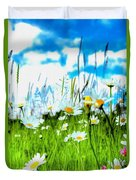 Wild Ones - Daisy Meadow Duvet Cover