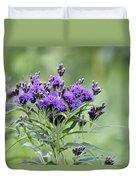 Wild Purple Duvet Cover