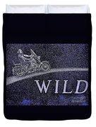 Wild Ride Duvet Cover