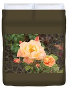 Wild Rose Duvet Cover