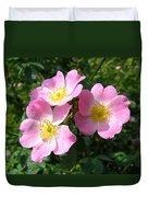 Wild Roses 1 Duvet Cover