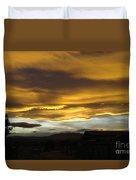 Wild Skies  Duvet Cover
