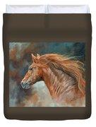 Wild Stallion Duvet Cover