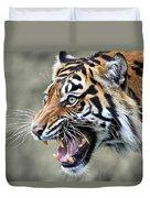 Wildcat II Duvet Cover