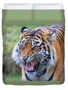 Wildcat IIi Duvet Cover