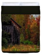 Wilderness Barn Duvet Cover
