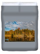 Wilderness Pond 2 Duvet Cover