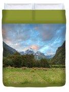 Wilderness Sunset Duvet Cover