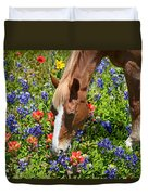 Wildflower Feast Duvet Cover