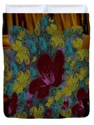 Wildflower Into The Wilderness Duvet Cover