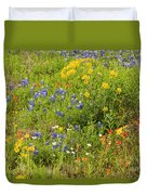 Wildflower Patch Duvet Cover