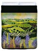 Wildflower Ridge Duvet Cover