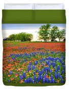 Wildflower Tapestry Duvet Cover