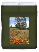 Wildflower Wonderland 3 Duvet Cover