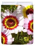 Wildflowerd Wide 1 Duvet Cover