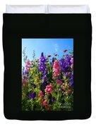 Wildflowers #14 Duvet Cover