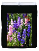 Wildflowers #15 Duvet Cover