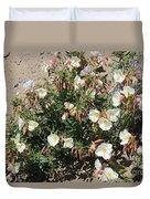 Wildflowers - Desert Primrose Duvet Cover