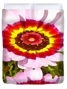 Wildflowers Tall Duvet Cover