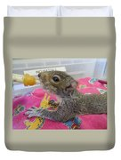 Wildlife Rehabilitation Duvet Cover