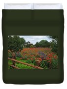 Wildseed Farms Duvet Cover