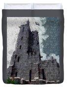 Will Rogers Shrine Duvet Cover