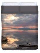 Willard Bay Duvet Cover