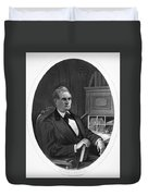 William Almon Wheeler (1819-1887) Duvet Cover