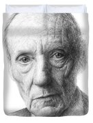 William S. Burroughs Duvet Cover