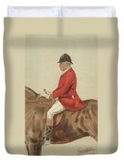 William Ward Tailby Duvet Cover