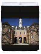Williamsburg Capitol Duvet Cover
