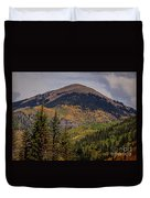 Wilson Peak Colorado Duvet Cover
