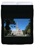 Wimborne Road Cemetery Duvet Cover