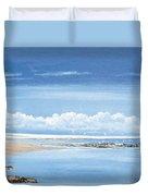 Winchelsea Gulls Duvet Cover