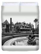 Winchester House - San Jose California Duvet Cover