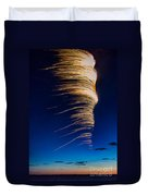 Wind As Light Duvet Cover by Michele Steffey