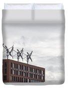 Wind Generators Duvet Cover