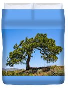 Lonesome Pine Tree Duvet Cover
