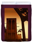 Wind Tower Duvet Cover